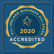 All Star Accredited Generic Badge 2p2p